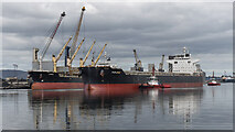 J3576 : The 'Puplinge' at Belfast by Rossographer