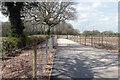 SP2675 : Temporary Kenilworth Greenway by Stephen McKay