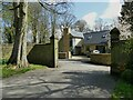 SE1942 : St Oswald's Rectory, Guiseley by Stephen Craven