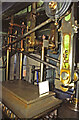 NZ2513 : Tees Cottage Pumping Station - beam engine parallel motion by Chris Allen