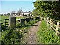 SE1723 : Walton Cross, Liversedge by Humphrey Bolton