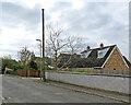 TL5866 : Burwell: a stinkpipe on Mill Lane by John Sutton