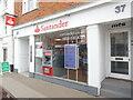 SU8486 : Santander Bank branch in Marlow by David Hillas