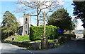 SD6279 : Holy Trinity Church and War Memorial, Casterton  by JThomas