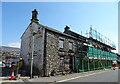 SD5376 : Former Royal Hotel, Burton-in-Kendal by JThomas