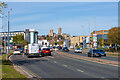 SK9670 : Tritton Road, Lincoln by Oliver Mills
