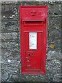 ST6589 : Letter box at the end of Itchington Road by Neil Owen