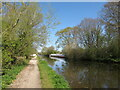 TQ0588 : HS2 crossing point on Grand Union Canal  by David Hawgood