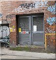 SJ8498 : Woolworths Electricity Substation by Gerald England