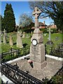 SO7845 : The grave of Jenny Lind by Philip Halling