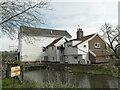 TM2884 : Wortwell water mill on the River Waveney by Adrian S Pye
