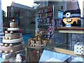 SO9198 : Cake shop display, Snow Hill, Wolverhampton by Alan Paxton