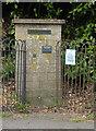 SO7640 : Wynd's Point Spout, near British Camp, Malvern Hills by Chris Allen