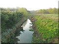 TM1278 : River Waveney, downstream from Rose Lane Bridge by Adrian S Pye