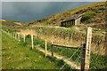 SX6345 : Building near Westcombe Beach by Derek Harper