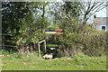 SO3316 : Footbridge and stile to road, Brynygwenin by M J Roscoe