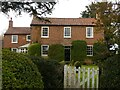 SK6846 : Hoveringham Mill Farmhouse by Alan Murray-Rust