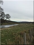 NH7724 : River Findhorn near Wester Strathnoon by thejackrustles