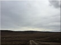 NH7722 : Views from track to Carn Dubh Ic An Deoir by thejackrustles