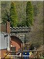 SE0522 : Scar Head Tunnel, southern portal by Stephen Craven