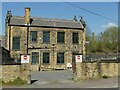 SE0523 : The old post office, Station Road, Sowerby Bridge by Stephen Craven