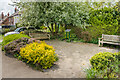 TQ2853 : Village Garden by Ian Capper