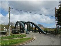 NZ8909 : Ruswarp Bridge by Malc McDonald