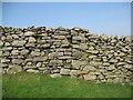 SD2784 : Dry stone wall near Keldray by Adrian Taylor