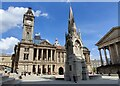 SP0686 : Chamberlain Square in Birmingham by Mat Fascione