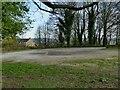 SE1737 : Idle Holy Trinity - church car park by Stephen Craven