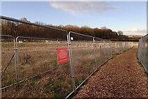 SP2775 : HS2 enabling works, Crackley-Burton Green, March 2021 (16) by Robin Stott