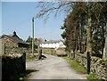 SD2784 : The Cumbria Way, Gawthwaite Farm by Adrian Taylor