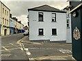 H4472 : Road junction along John Street, Omagh by Kenneth  Allen