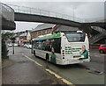 ST3089 : Newport Bus 111, Malpas Road, Crindau, Newport by Jaggery