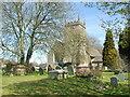 ST9578 : All Saints' in Spring by Neil Owen