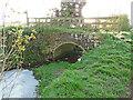 TM1663 : Bridge over the River Deben on Stony Lane by Adrian S Pye