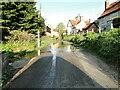 TM1763 : Water Lane in Debenham by Adrian S Pye