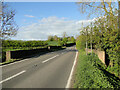 TM2061 : Bridge over the River Deben at Ashfield by Adrian S Pye