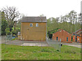 TM2741 : Former Watermill at Bucklesham by Adrian S Pye