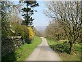 SD2786 : The Cumbria Way near High Stennerley by Adrian Taylor