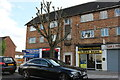 TQ4990 : Shops on White Hart Lane, Collier Row by David Howard