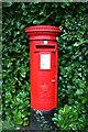 SX8957 : Postbox, Broadsands Park Road by Derek Harper