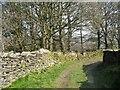 SD2786 : Lane near High Stennerley by Adrian Taylor