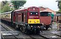 SO7975 : A very smart Class 20 at Bewdley by Chris Allen