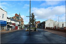 NZ1952 : Front Street, Stanley by Graham Robson