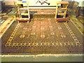 SO4461 : Floor inside St. Michael & All Angels church (Chancel | Kingsland) by Fabian Musto