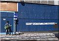 J3374 : Busker, Belfast by Rossographer