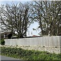 TV4899 : Chimneys of Easemore House, Homefield Road, Seaford by Robin Stott
