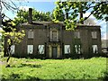 TF2422 : Abandoned building on the site of the former Johnson Hospital in Spalding by Richard Humphrey