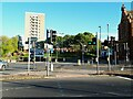 SE2733 : Stanningley Road junction, Armley by Stephen Craven